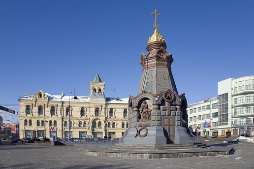 The old Kitay-gorod